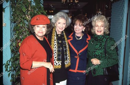 Stock Image of Kay Starr, Dolores Hope, Ann Blyth, June Haver