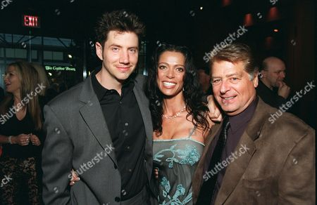 Stock Picture of Jamie Kennedy, Carlton Elizabeth and Director Jack Green