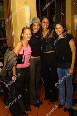 Rashida Jones Sydney and Anika Poitier and Kidada Jones