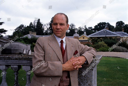 Geoffrey Bateman in 'Poirot - The Adventures Johnny Waverley' - 1989