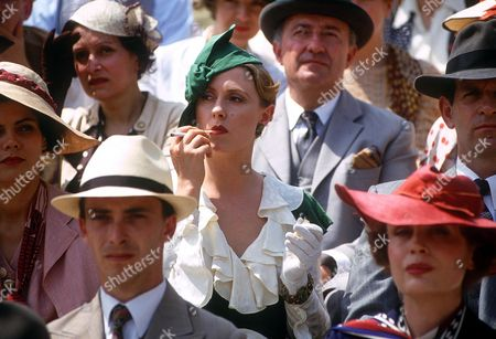 Cathryn Harrison in 'Poirot - Death in the Clouds' - 1992