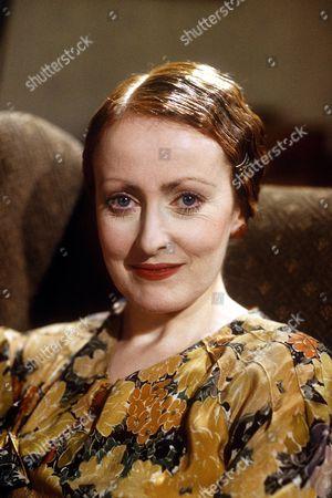 Pauline Moran (Miss Lemon) in 'Poirot - Hickory Dickory Dock' - 1995