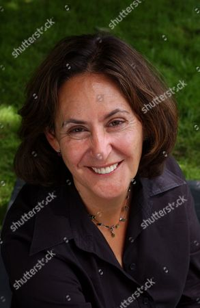 Orange Prize for Fiction nominee Gillian Slovo pictured at The Guardian Hay Festival - 06 Jun 2004