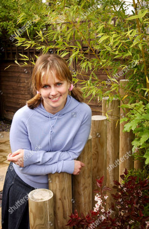Novelist Freya North pictured at her home in Muswell Hill, London - 06 May 2004.