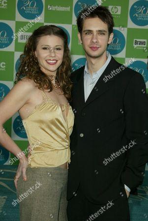 Scott Mechlowicz and girlfriend