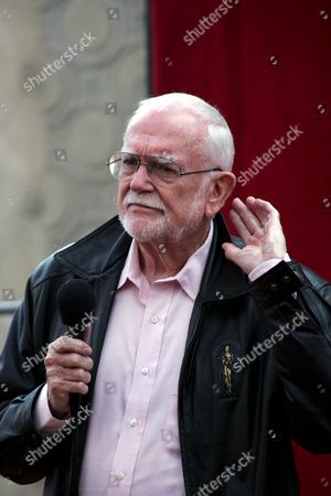Stock Picture of Academy President Frank Pierson