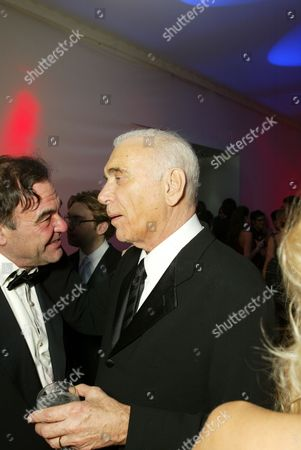 Oliver Stone and Al Ruddy