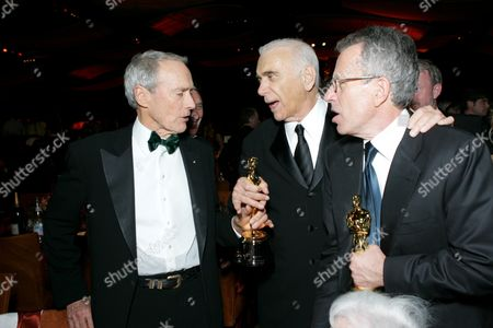 Clint Eastwood, Al Ruddy & Tom Rosenberg