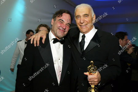 Oliver Stone and Albert Ruddy