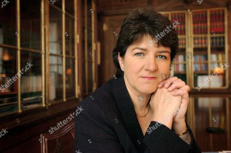 JANE KENNEDY Minister for Work photographed at 79 Whitehall, London - 2004