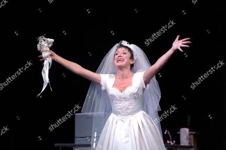 Caroline O'Connor in BOMBSHELLS by Joanna Murray-Smith - 2004