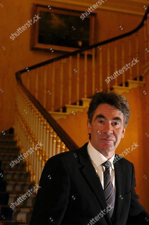 MILES TEMPLEMAN, new Director General of the Institute of Directors photographed at the IOD, Pall Mall, London - 2004