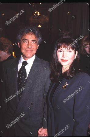 Victoria Principal with husband