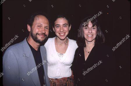 Billy Crystal, Jennifer Crystal and Janice Crystal