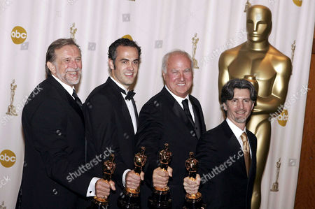 Editorial photo of THE 77TH ACADEMY AWARDS, LOS ANGELES, AMERICA - 27 FEB 2005