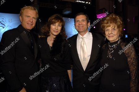 Terry Jastrow, Anne Archer Glenn Sonnenberg and  Marjorie Lord V