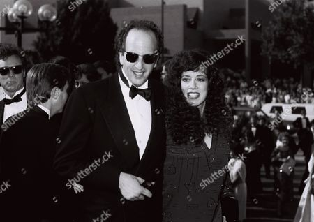 Vincent Schiavelli and Allyce Beasley