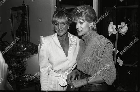 Linda Evans, Gloria Loring