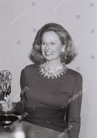 Editorial photo of 1987 Emmy Awards