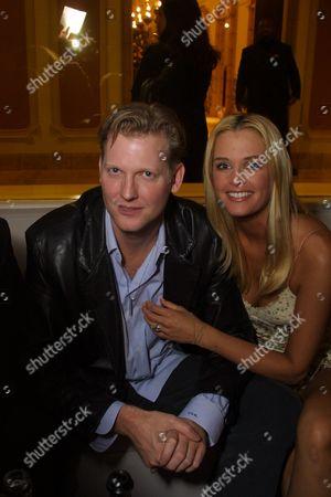 Craig Kilborn and Kylie Bax