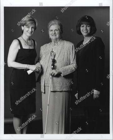 Ann Sweeney, Helen Harris and Lois Scali