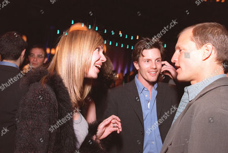 Vanessa Angel , Rick Otto and Woody Harrelson