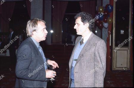 Howard Hesseman and Peter Bohner
