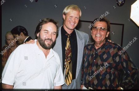 Richard Karn, Bill Fagerbakke and Alex Rocco