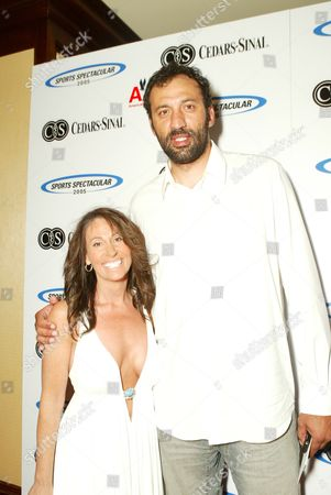 Beth Moskowitz and Vlade Divac