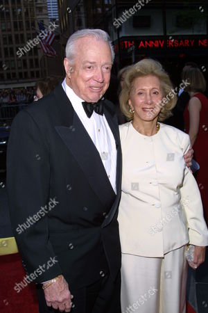 Editorial picture of 75th Anniversary celebration of NBC at Rockefeller Plaza, New York, America - 05 May 2002