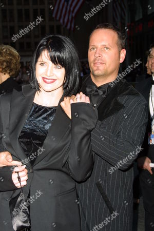 Tina Yothers and fiance