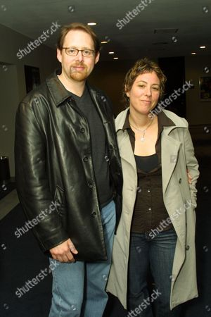 Stock Photo of Producer Jeff Levy Hinte & Writer/Director Lisa Cholodenko