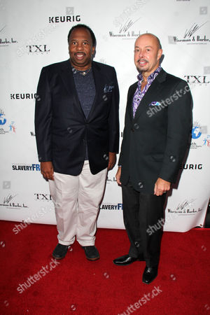 Leslie David Baker, Michael O'Connor