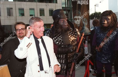 Roddy McDowall and General