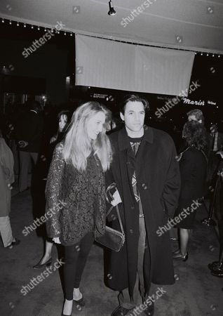 Patricia Wettig and husband Ken Olin