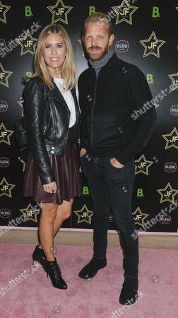 Nicki Shields and Alistair Guy