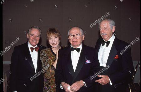 Jack Lemmon, Shirley Maclaine, Billy Wilder & Hal Kantor