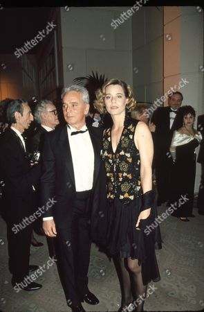 Stock Image of Susan Dey with husband