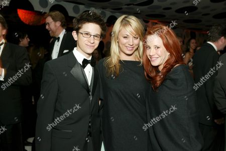 Editorial picture of 2005 SAG Awards Post Party
