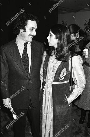 Tom Pollack, wife Judy Pollack