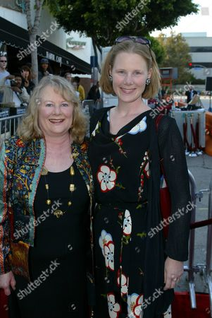 Shirley Knight and daughter Sophie Hopkins