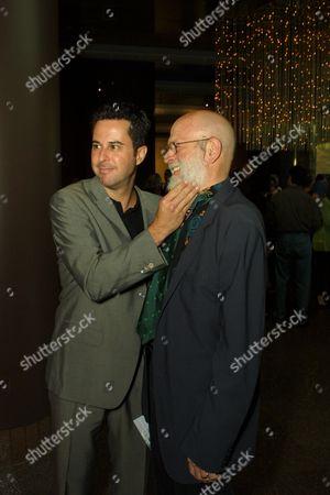 Jeremy Kagan and Jonathan Silverman
