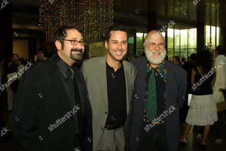 Ronald Shore, Jeremy Kagan, and Jonathan Silverman