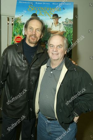 Michael O'Neill and Director Tim McCanlies
