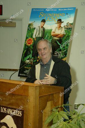Director Tim McCanlies
