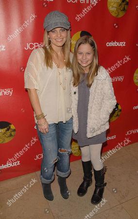 Candace Cameron Bure and her daughter Natasha Valerievna Bure