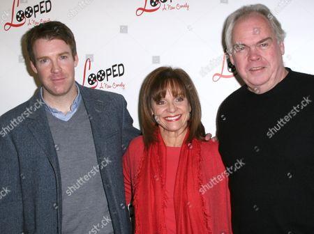 Brian Hutchison, Valerie Harper, Michael Mulheren