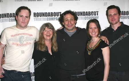 Patch Darragh, Judith Ivey, Gordon Edelstein, Keira Keeley and Michael Mosley