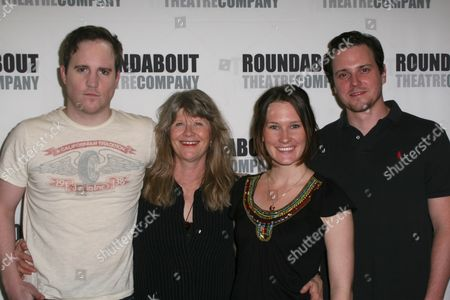 Editorial picture of 'The Glass Menagerie' Cast Introduction at Roundabout Theatre Company, New York, America - 18 Feb 2010
