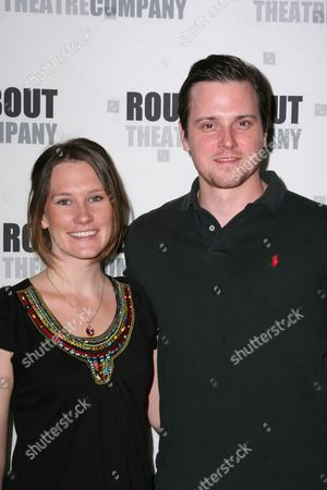 Stock Picture of Keira Keeley and Michael Mosley
